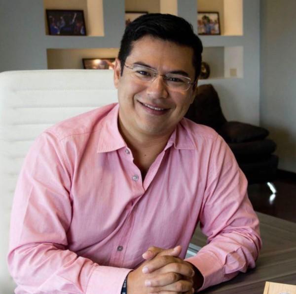 El diputado panista Carlos Alberto Valenzuela FOTO: FACEBOOK