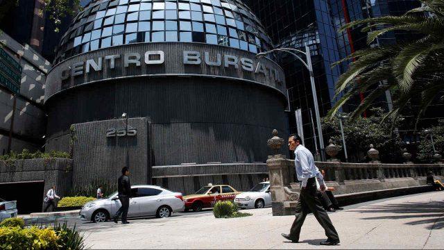 Bolsa Mexicana de Valores. Foto: Reuters
