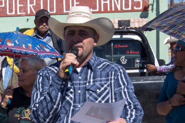 quien es julian lebaron activista chihuahua familia asesinada