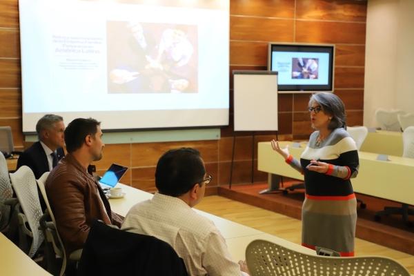 Tec de Monterrey presentó el Instituto de Familias Empresarias