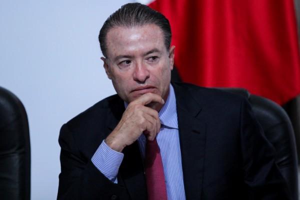 Quirino Ordaz Coppel, gobernador de Sinaloa. Foto: Cuartoscuro