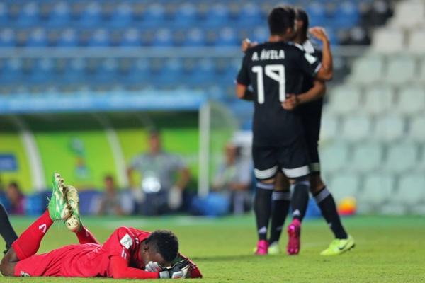 México contra Japón, por el pase a cuartos de final. Mexsport