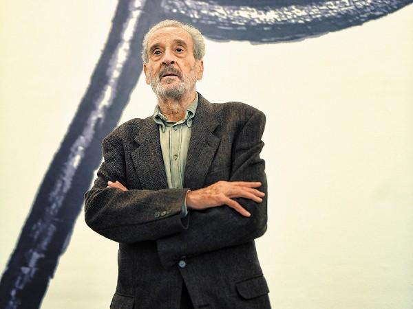 Vicente Rojo diseñó la portada de 'Cien años de soledad', en la primera edición. Foto: Leslie Pérez