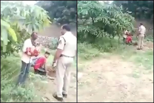 Autoridades en India lograron salvar a la bebé. Foto: Especial