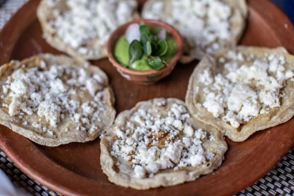 Alam Méndez promueve la gastronomía mexicana. Foto: Especial