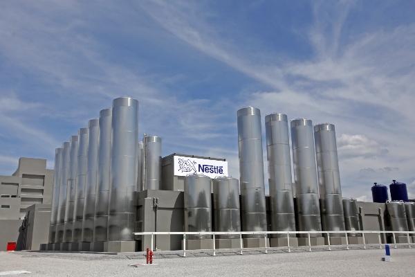 Imagen ilustrativa de fábrica de Nestlé en México  FOTO : FERNANDO CARRANZA GARCIA / CUARTOSCURO.COM
