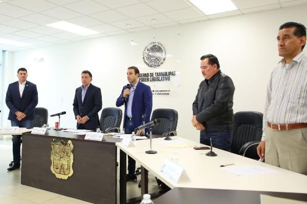 Mon Maron es diputado en Tampico, Tamaulipas. Foto: Especial