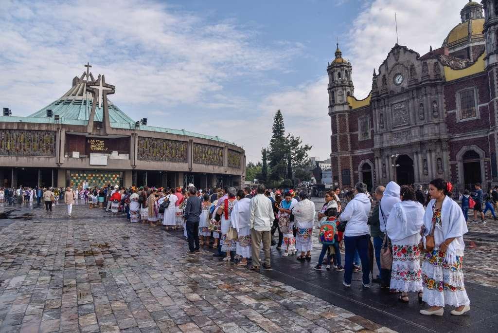 Basílica de Guadalupe 12 de julio 2019. Foto: Cuartoscuro.