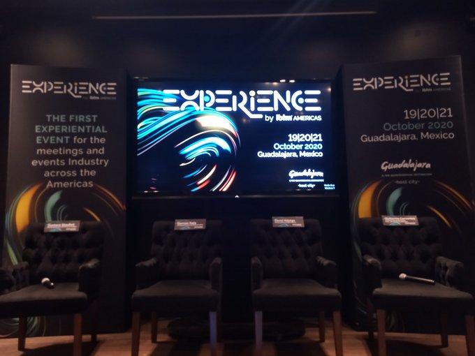 Experience by IBTM Américas es un nuevo concepto para reuniones de negocios. Foto: Especial