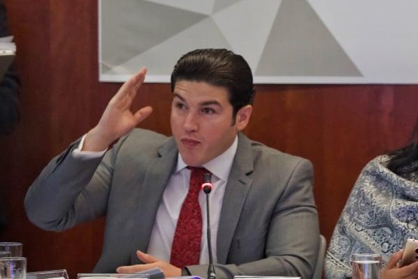 El senador Samuel García. Foto: Cuartoscuro