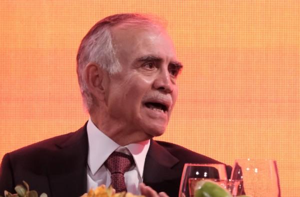Alfonso Romo, jefe de la oficina de la presidencia de la República.  Foto: Cuartoscuro