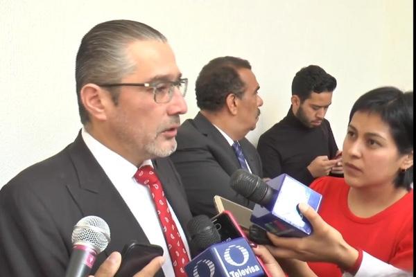 Alejandro Gómez Sánchez afirmó que jóvenes investigados servían a un tirador de drogas en Chalco