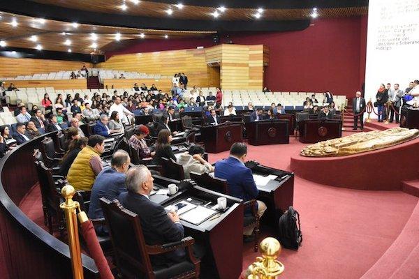 La revocación de mandato se aprobó el pasado 5 de noviembre en la Cámara de Diputados. Foto: Especial