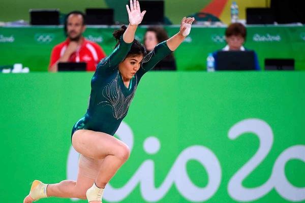 Alexa Moreno recibirá el Premio Nacional de Deportes. Especial