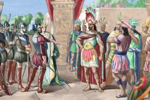 ¿Cómo fue el encuentro de Moctezuma y Hernán Cortés hace 500 años?