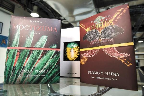 DE COLECCIÓN. La primera edición de Pluma y plomo-Plomo y pluma tendrá un tiraje de mil 500 ejemplares.  Foto: Leslie Pérez