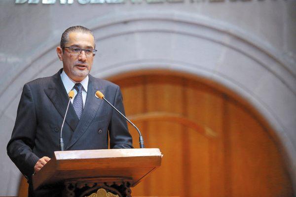 PESQUISA. El fiscal dio detalles de la investigación. Foto: CUARTOSCURO