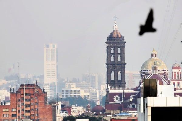 El nivel superó 150 puntos del índice de la calidad del aire; el normal es de 75 puntos. Foto: Enfoque