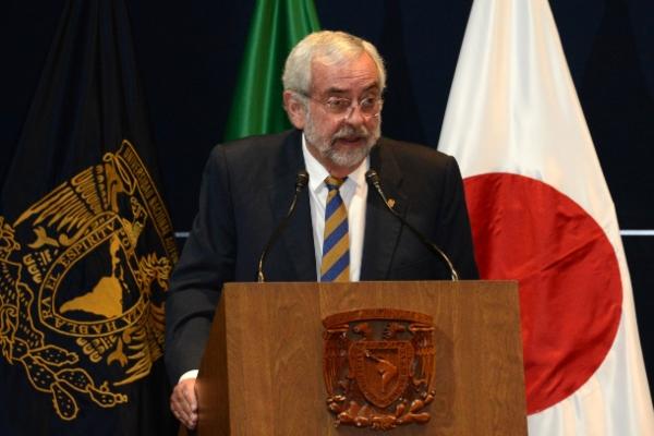 Enrique Graue es reelecto rector de la UNAM, Foto: Cuartoscuro