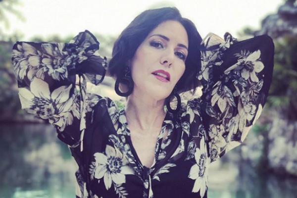 Stephanie Salas, expareja de Luis Miguel. Foto: Instagram.