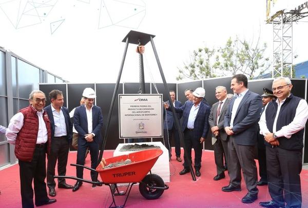 Proyecto de expansión del Aeropuerto Internacional de Monterrey
