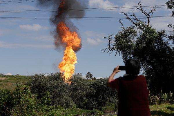 El 16 de septiembre en Cuautlancingo (foto) se reportó una fuga de gas en el Parque Finsa. Foto: ENFOQUE