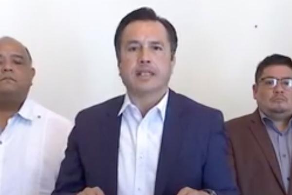 El gobernador del estado compartió un video en sus redes sociales. Foto: Especial.