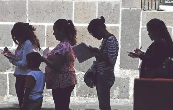 DATO. Es difícil para mujeres recién salidas de prisión encontrar un trabajo formal. Foto: ENFOQUE