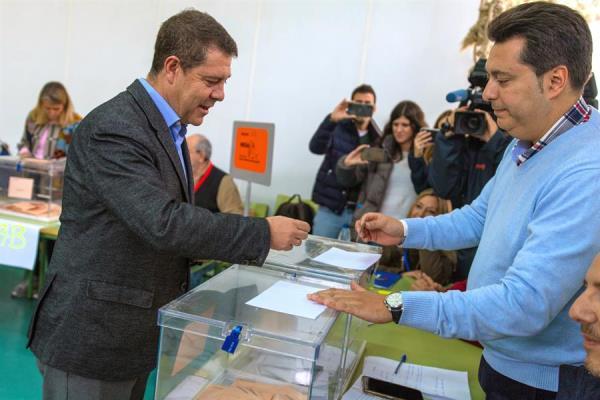 La coalición izquierdista Unidas Podemos lograría 30-34 diputados. FOTO: EFE