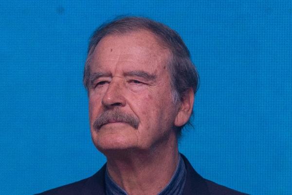 Vicente Fox fue criticado en Twitter. Foto: Cuartoscuro