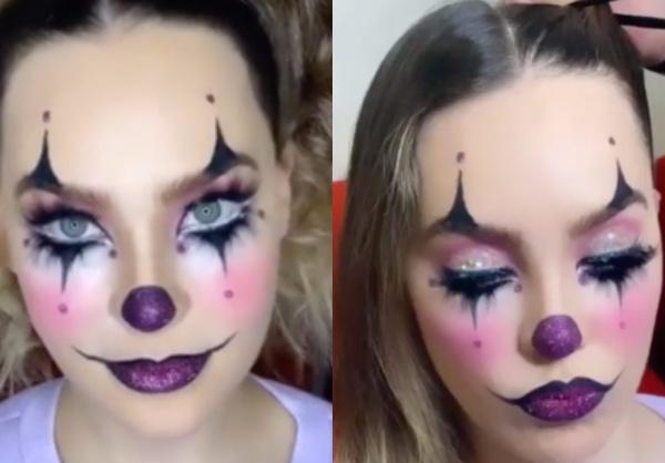 Belinda compartió la imagen de su rostro a través de su cuenta oficial de Instagram. FOTO: Especial
