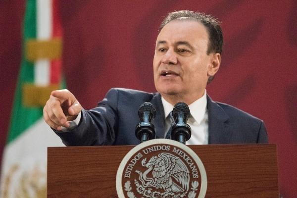 El secretaria de Seguridad y Protección Ciudadana, Alfonso Durazo. Foto: Cuartoscuro