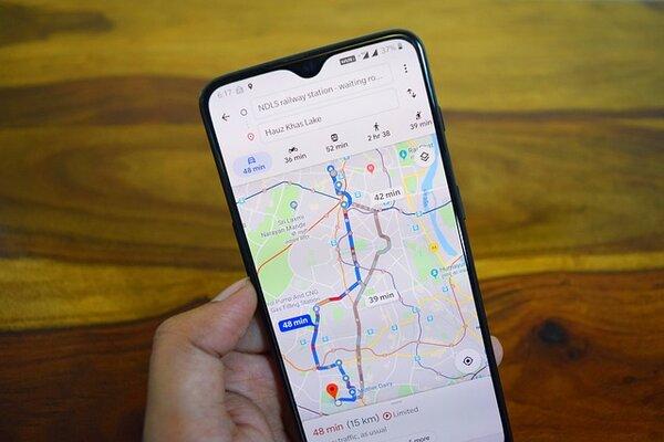 Google Maps se actualiza. Foto: Pixelbay