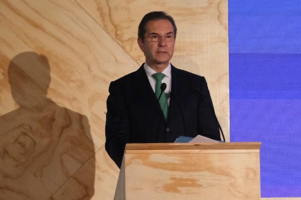 Esteban Moctezuma Barragán, secretario de Educación Pública (SEP). Foto: Cuartoscuro