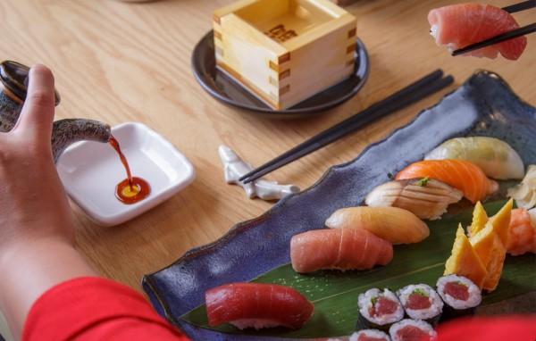 Deigo es una gran opción para encontrar verdadera comida tradicional japonesa. Foto: Especial