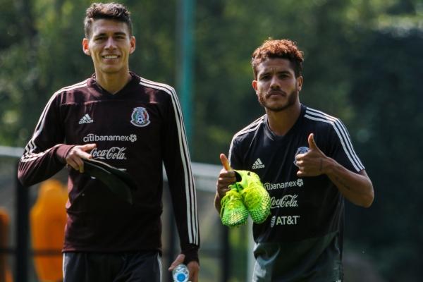 La Selección Mexicana podría sufrir una baja más. Foto: @miseleccionmx