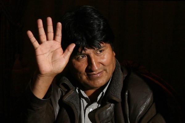 Evo Morales expresidente Bolivia asilo politico refugiado mexico