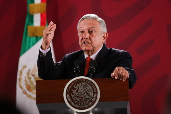 Como Centro Nacional de Inteligencia es una propuesta promovida por el presidente López Obrador. Foto: Cuartoscuro