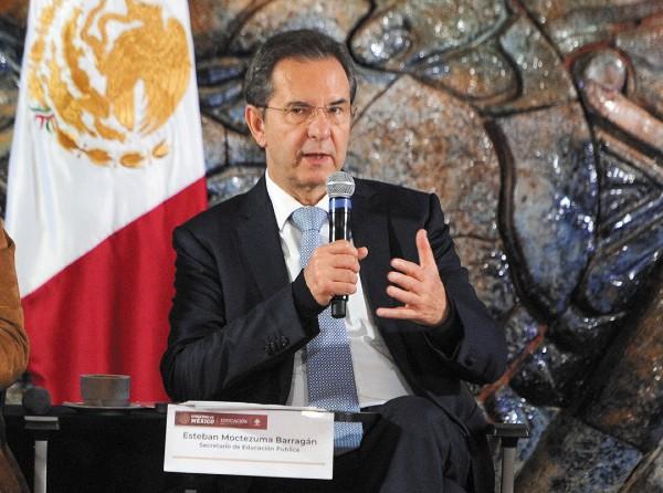 PROMOCIÓN. El titular de la SEP tiene en agenda reuniones con funcionarios de la UNESCO. Foto: Cuartoscuro