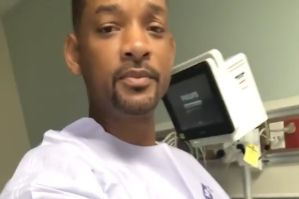 Will Smith ¿tiene cáncer?; Se realiza colonoscopia y lo transmite en redes sociales: VIDEO
