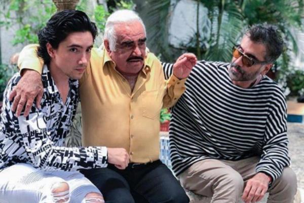 """""""Es un sueño hecho realidad""""; Alex Fernández habla sobre participación en Latin Grammy con su padre y abuelo: VIDEO"""