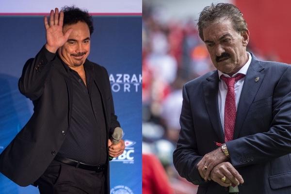 Hugo Sánchez y Ricardo La Volpe, siempre en conflicto. Especial