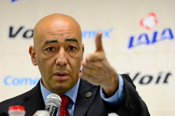 Mauricio Morales fue el exárbitro que no se presentó. Mexsport