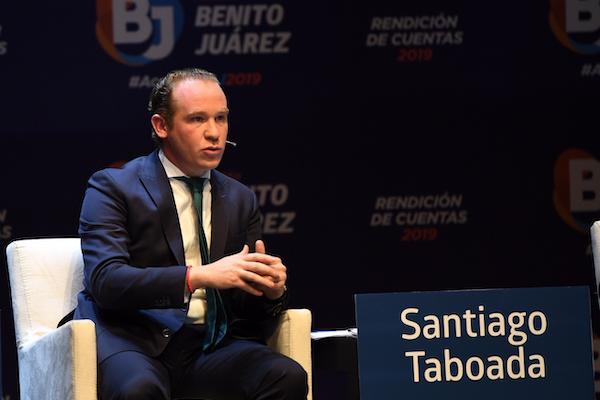 santiago_taboada_primer_informe_alcalde_benito_juarez