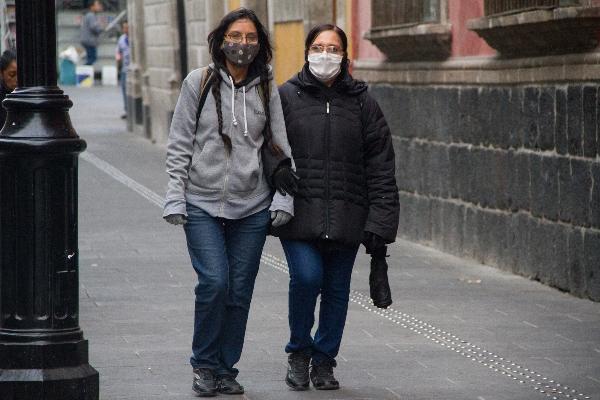 Frente Frío número 12 afecta al noroeste del país