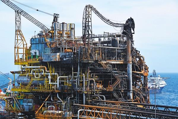 FUERZA. El sector energético tiene potencial para atraer recursos. Foto: Cuartoscuro