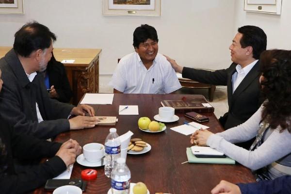 El encuentro se realizó en el Museo de la Ciudad de México. Foto: Especial