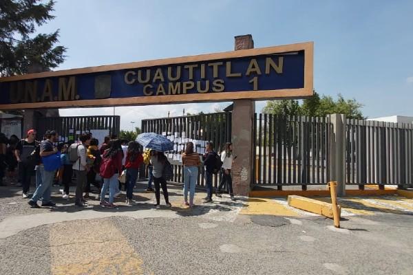 Facultad de Estudios Superiores Cuautitlán (FES). Foto: Leticia Ríos