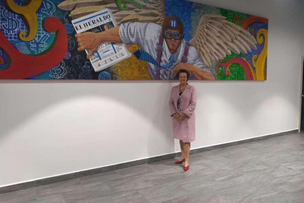 Embajada de Irlanda en México invitó a estudiantes mexicanos a continuar su preparación en Irlanda