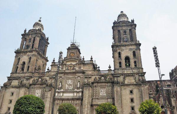MÉXICO. Se desconoce el lugar de la Primera Cruz. Foto: Especial.